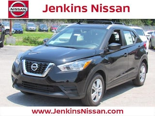 New 2019 Nissan Kicks S SUV 3N1CP5CU6KL522824 in Lakeland, FL