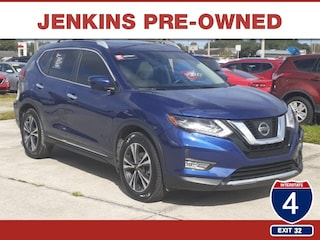Used 2017 Nissan Rogue SL SUV in Lakeland, FL