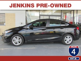 Bargain Used 2017 Chevrolet Cruze LT Auto Sedan under $15,000 for Sale in Lakeland, FL