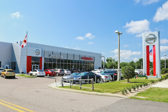 New Nissan Used Car Dealership In Lakeland About Jenkins Nissan Jenkins nissan lakeland florida 33805. car dealership in lakeland