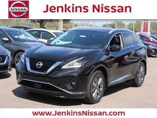 New 2019 Nissan Murano Platinum SUV in Lakeland, FL