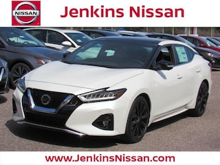 New 2019 Nissan Maxima 3.5 SR Sedan in Lakeland, FL