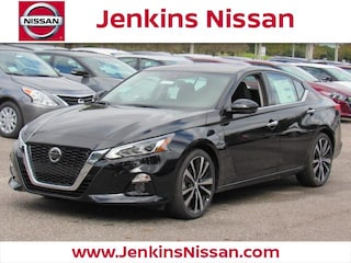 New 2019 Nissan Altima 2.5 Platinum Sedan in Lakeland, FL