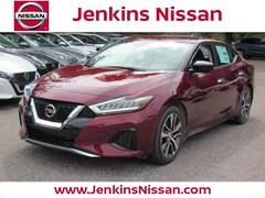 2019 Nissan Maxima 3.5 S Sedan
