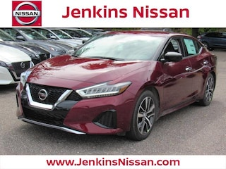 New 2019 Nissan Maxima 3.5 S Sedan in Lakeland, FL