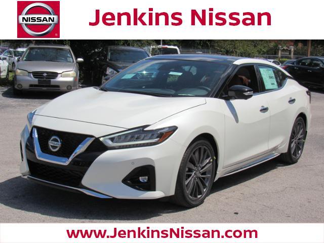 2019 Nissan Maxima Sedan