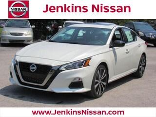 New 2019 Nissan Altima 2.0 SR Sedan in Lakeland, FL