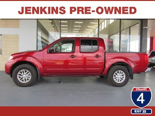 Used 2018 Nissan Frontier Truck Crew Cab in Lakeland, FL