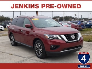 Used 2017 Nissan Pathfinder SV SUV in Lakeland, FL