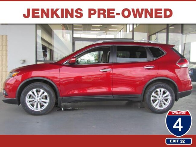 Certified Pre-Owned 2015 Nissan Rogue SV SUV in Lakeland, FL