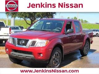 New 2019 Nissan Frontier Desert Runner Truck Crew Cab in Lakeland, FL