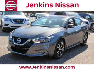 New 2018 Nissan Maxima 3.5 Platinum Sedan in Lakeland, FL