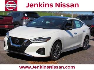New 2019 Nissan Maxima 3.5 SV Sedan in Lakeland, FL