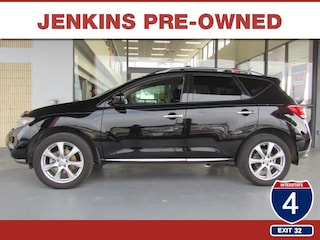 Used 2013 Nissan Murano LE SUV in Lakeland, FL