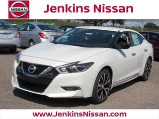 New 2018 Nissan Maxima 3.5 S Sedan in Lakeland, FL