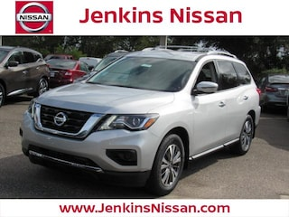 New 2019 Nissan Pathfinder S SUV in Lakeland, FL