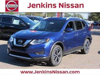New 2019 Nissan Rogue SV SUV in Lakeland, FL