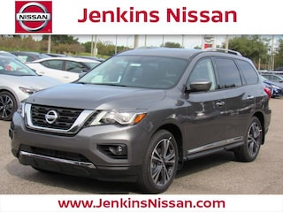 New 2019 Nissan Pathfinder Platinum SUV in Lakeland, FL