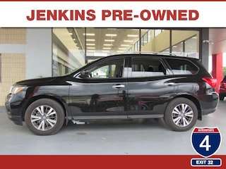 Certified Pre-Owned 2017 Nissan Pathfinder SUV 5N1DR2MN1HC911744 for Sale in Lakeland