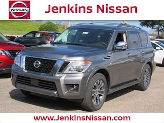 New 2019 Nissan Armada SL SUV in Lakeland, FL