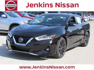 New 2019 Nissan Maxima 3.5 SV Sedan in Lakeland, FL