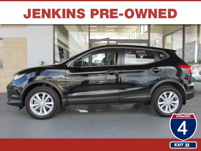 Certified Pre-Owned 2018 Nissan Rogue Sport S SUV in Lakeland, FL