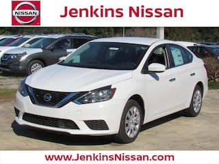 New 2019 Nissan Sentra S Sedan in Lakeland, FL