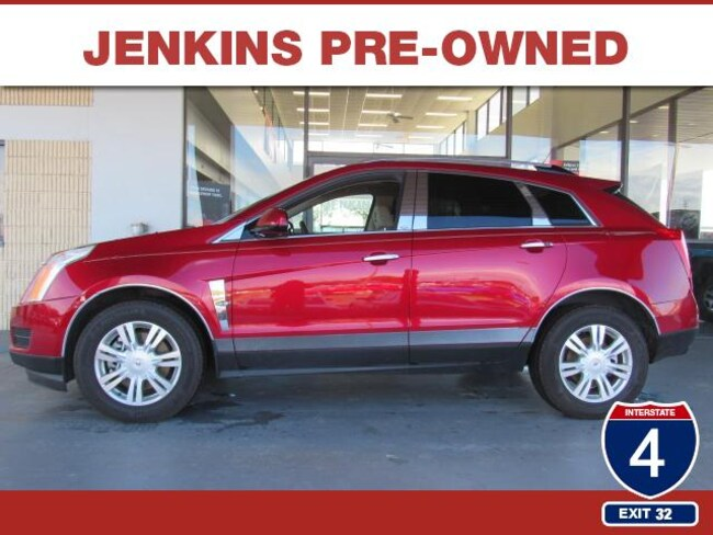 Used 2010 Cadillac Srx For Sale In Lakeland Fl Near Tampa