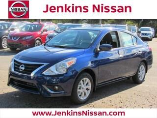 New 2019 Nissan Versa 1.6 SV Sedan 3N1CN7AP5KL820909 in Lakeland, FL