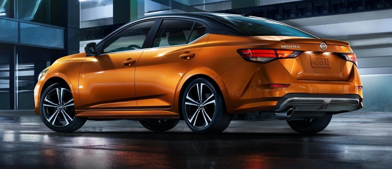 Request a 2020 Nissan Sentra Quote near Orlando FL