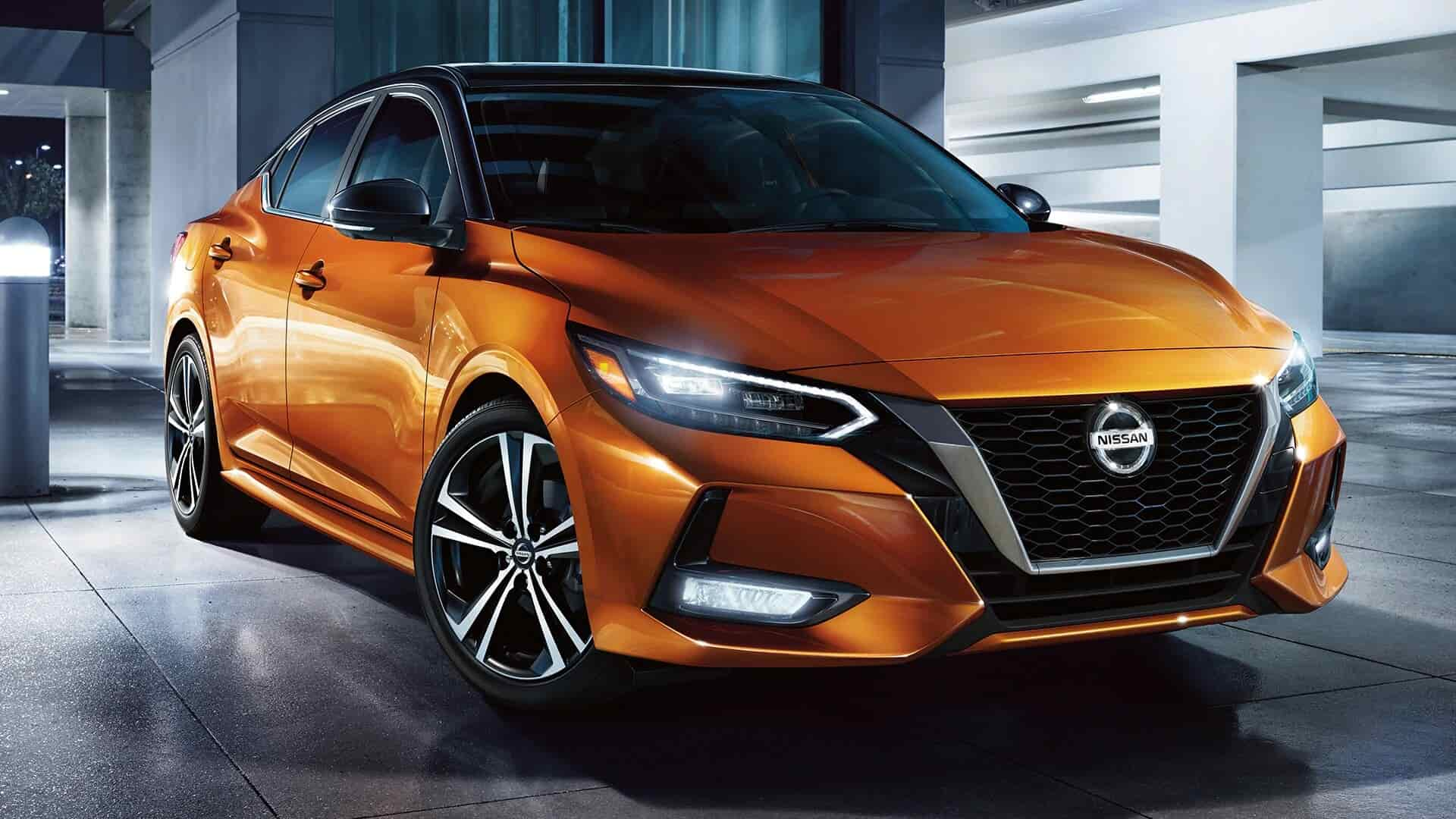 Get to Know the 2020 Nissan Sentra Near Ocala FL