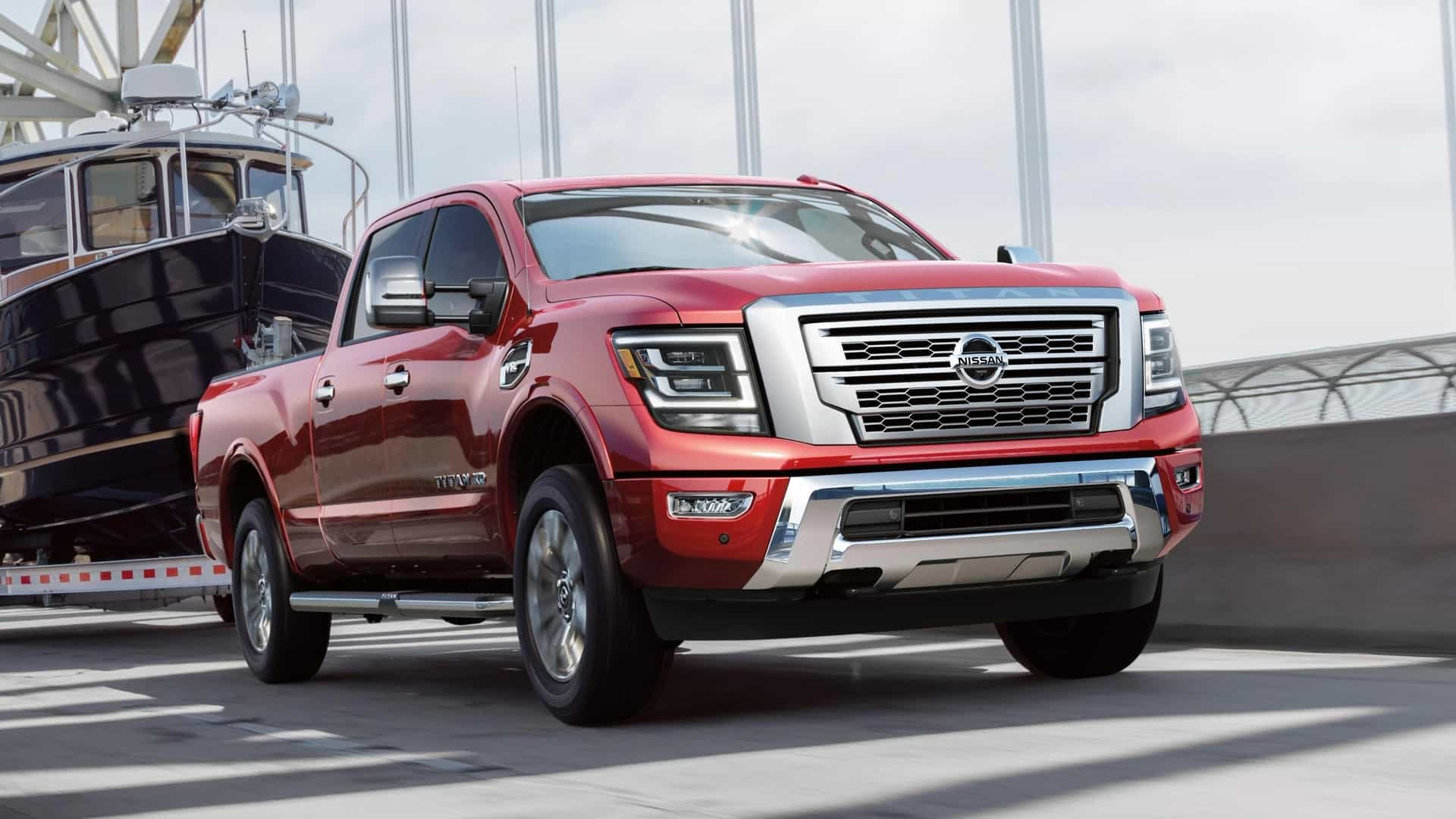 Get to Know the 2020 Nissan Titan Near Clermont FL