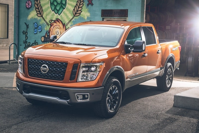 What's new with the 2019 Nissan Titan near Orlando FL