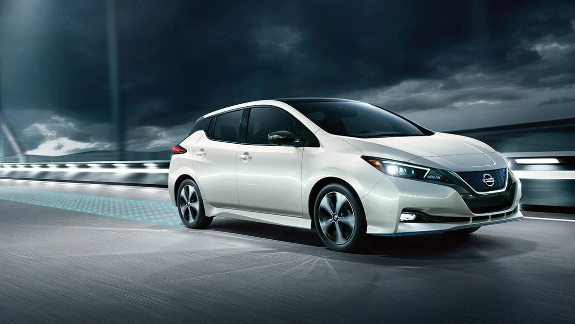 What's new with the 2020 Nissan Leaf near Ocala FL