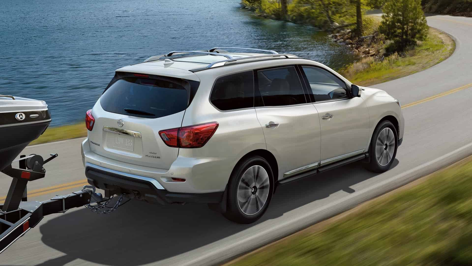 Learn about the 2020 Nissan Pathfinder near DeLand FL
