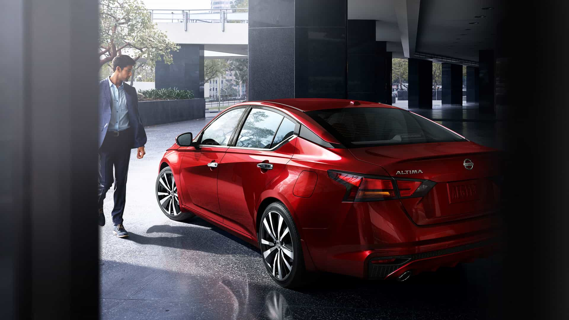 So Why Should You Choose the 2020 Nissan Altima as Your Next Sedan?