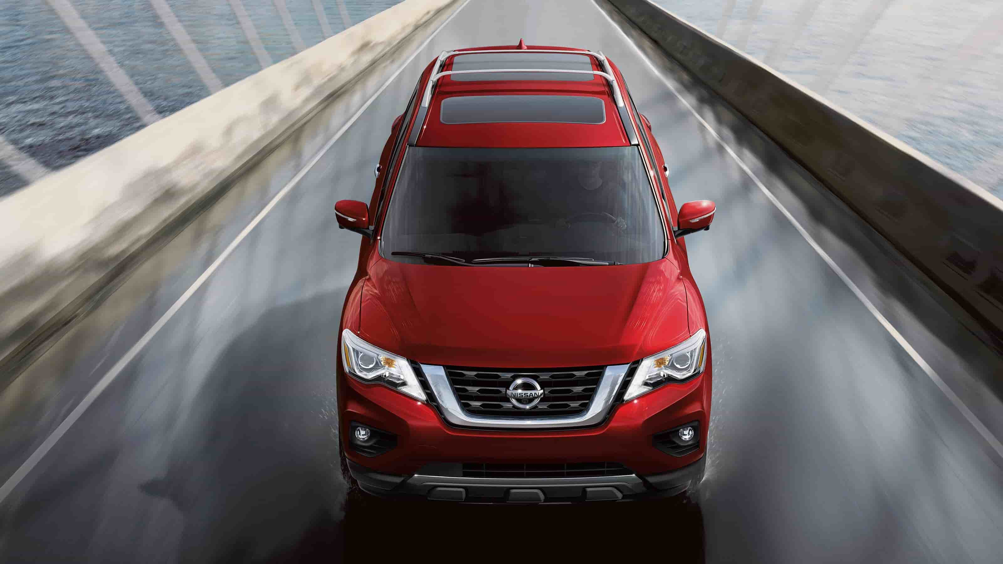Get to Know the 2020 Nissan Pathfinder Near Deland FL