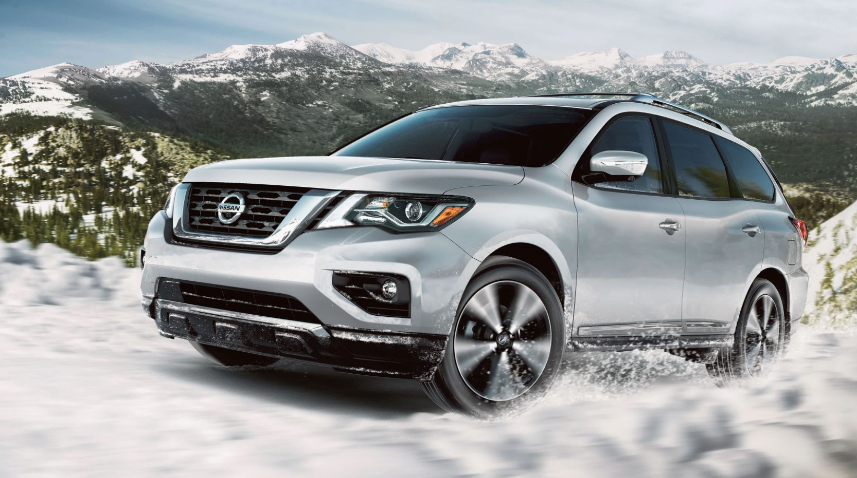 Buy, Lease, or Finance the 2020 Nissan Pathfinder near Orlando FL
