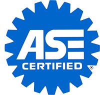Jennifer's Auto Sales & Service was awarded the ASE Blue Seal of Excellence in Spokane Valley Washington
