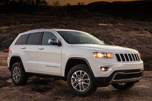 New Jeep Grand Cherokee Inventory