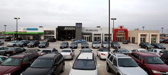 Suzuki Car Dealership >> Sioux City Suzuki Warranty Center