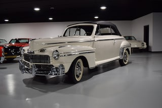 1946 Mercury CVT Car