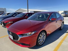 2021 Mazda Mazda3 Preferred Package Car Mazda Sioux City