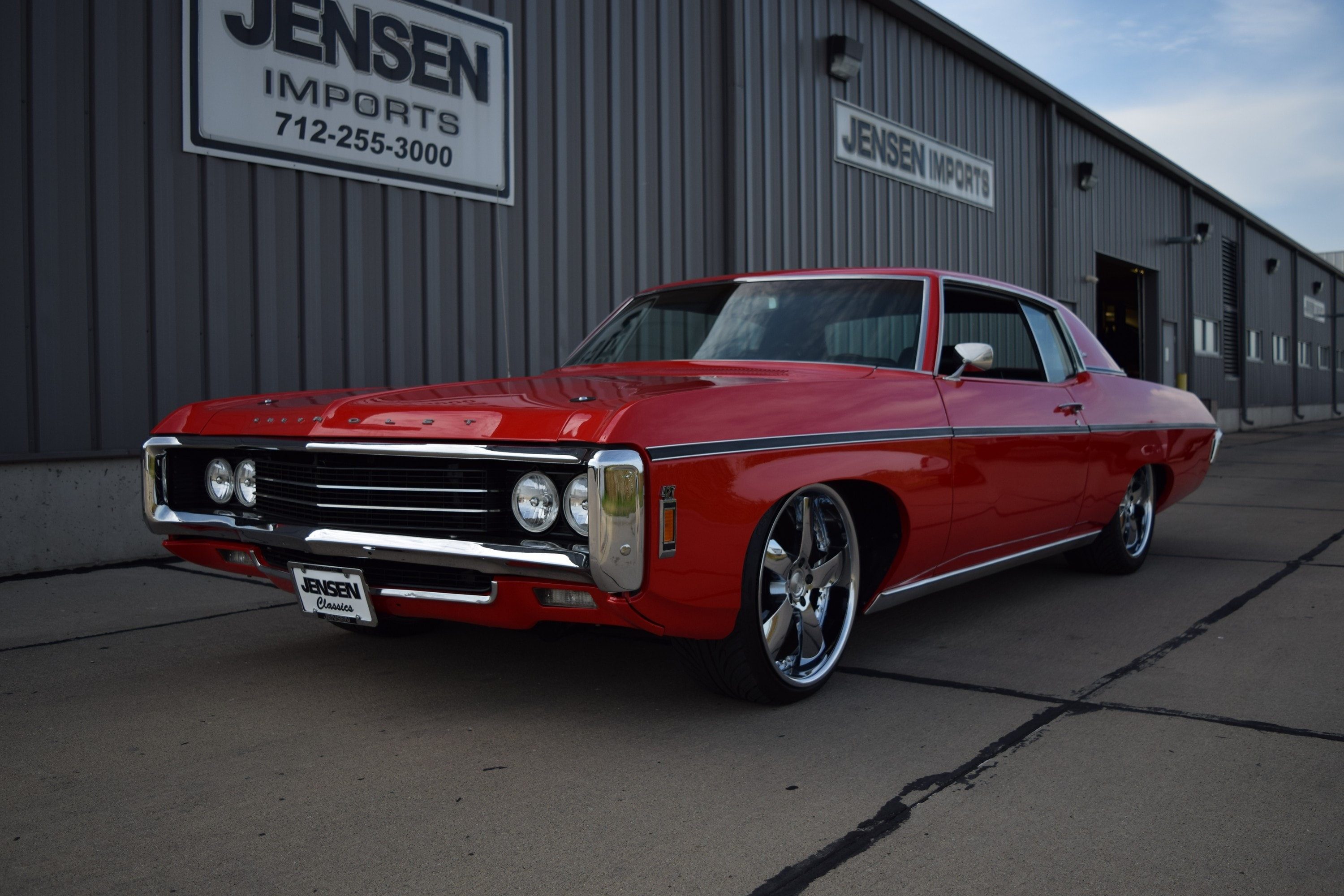 Jensen Dealerships | Classic cars for sale in Sioux City, IA 51106