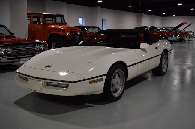 1988 Chevrolet Corvette Calloway Car