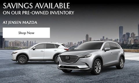 Savings Available on Our Pre-Owned Inventory