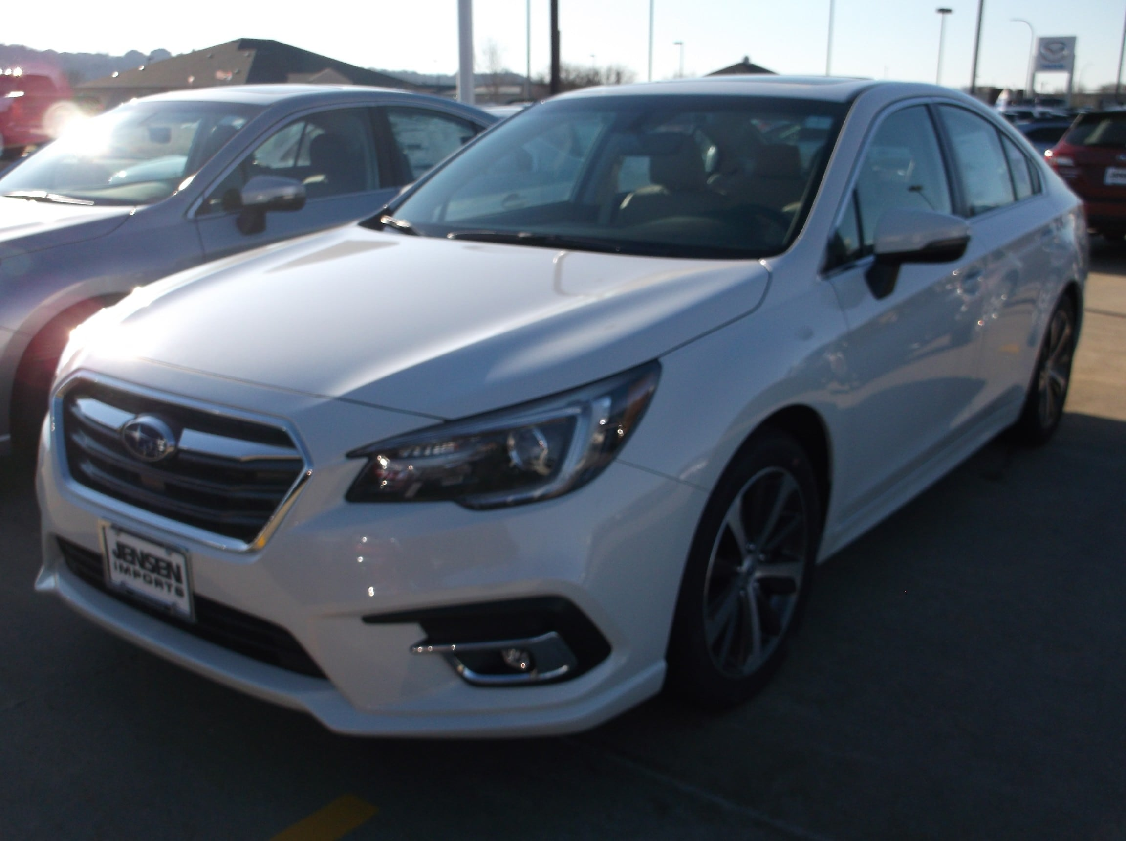2019 Subaru Legacy 2.5i Limited Car