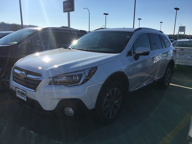 New 2019 Subaru Outback 3.6R Touring SUV in Sioux City, IA