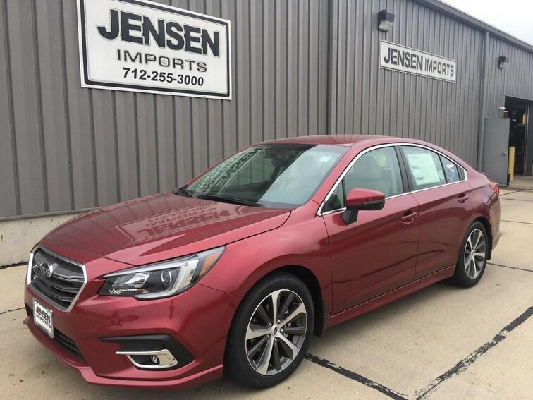 New 2019 Subaru Legacy 2.5i Limited Car in Sioux City, IA