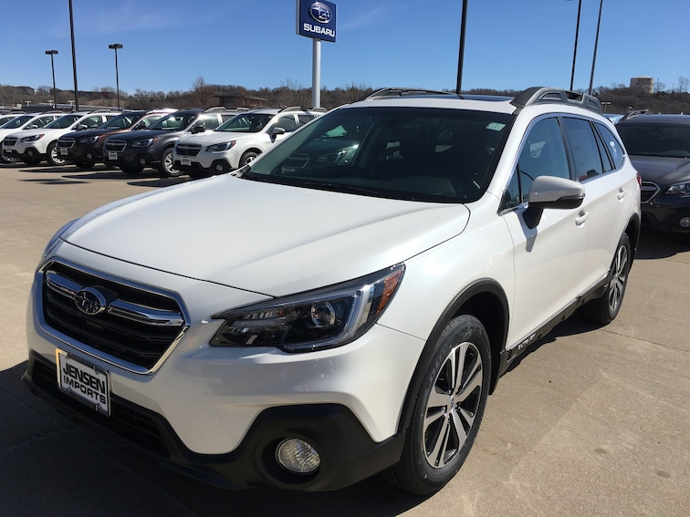 New 2019 Subaru Outback 2.5i Limited SUV in Sioux City, IA